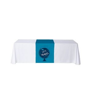 "24"" x 84"" Table Runner Polyester Full Color Dye Sublimation"