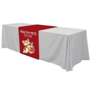 "36"" x 84"" Full Color Table Runner Dye Sublimation"