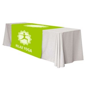 "60"" x 63"" Table Runner Polyester Full Color Dye Sublimation"