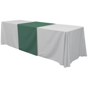 "24"" x 63"" BLANK Table Runner Polyester Full Color Dye Sublimation NO IMPRINT"